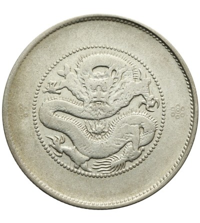 Chiny Yunnan 50 centów 1911-15
