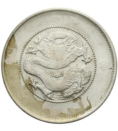 Chiny Yunnan 50 centów 1911-1915