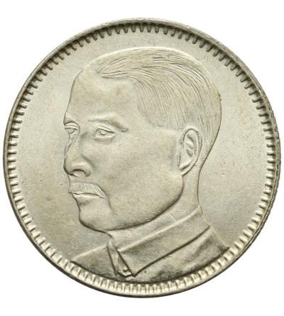 Chiny Kwangtung 20 centów 1929
