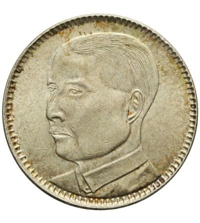 China Kwangtung 20 Cents 1929