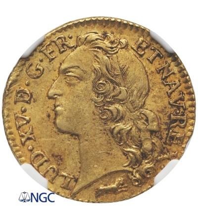 Francja 1 Louis d'or 1768 R, Orleans