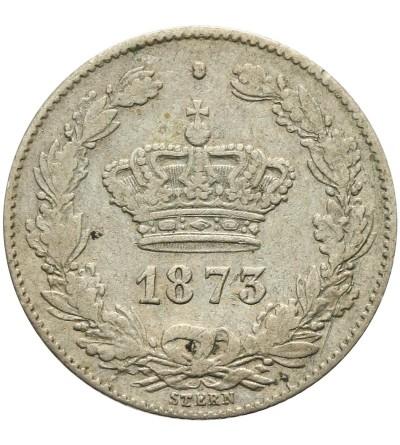 Romania 50 Bani 1873