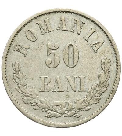 Rumunia 50 bani 1873