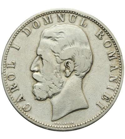 Rumunia 5 lei 1880