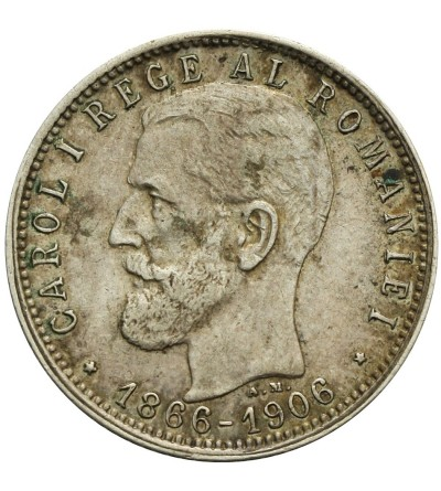 Rumunia 1 leu 1906