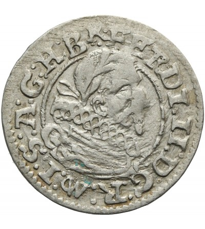3 krajcary 1624, Brünn