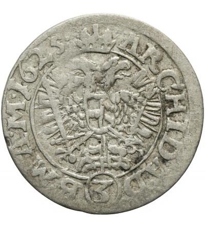3 krajcary 1625, Brünn