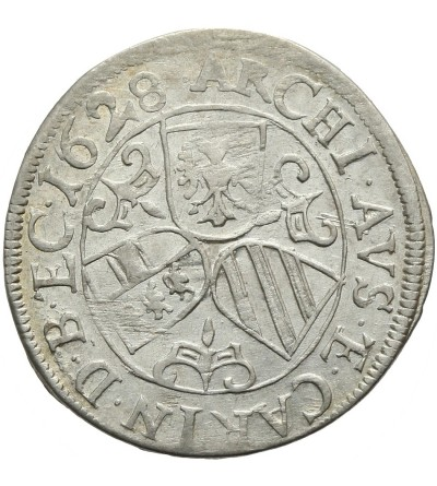 3 krajcary 1628, Sankt Veit