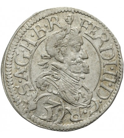3 krajcary 1632, Sankt Veit