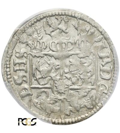 Schleswig-Holstein-Gottorp 1/24 talara (Grosz) 1600 - PCGS MS 63