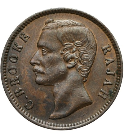 Sarawak Cent 1870
