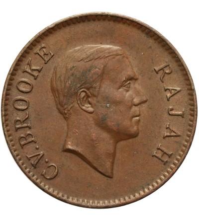 Sarawak 1 cent 1927 H