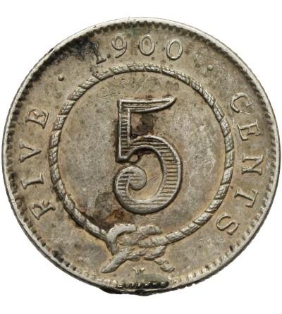 Sarawak 5 centów 1900