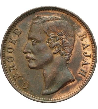 Sarawak 1 cent 1884