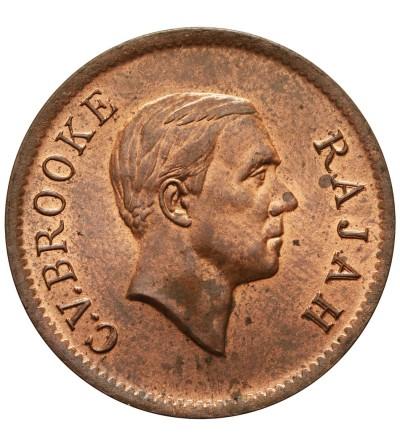 Sarawak 1 cent 1937 H