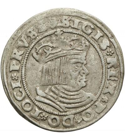 Grosz 1529, Toruń