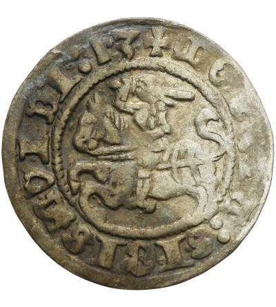 Półgrosz litewski 1513, Wilno