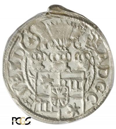 Schleswig-Holstein-Schauenburg 1/24 talara (Grosz) 1600 - PCGS MS 63
