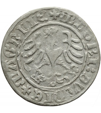 Półgrosz litewski 1509, Wilno