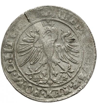 Grosz litewski 1535, Wilno
