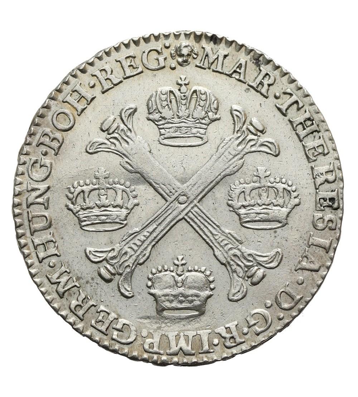 1/2 Kronentaler 1767, Bruksela