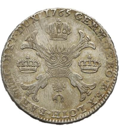 Kronentaler 1765, Bruksela