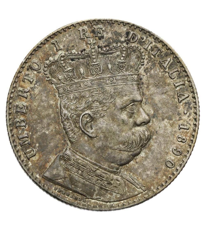 Eritrea 2 lire 1890