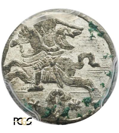 Dwudenar (2 Denars) 1620, Vilnius mint - PCGS UNC Details