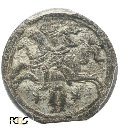 Dwudenar 1620, Wilno - PCGS UNC MS 62