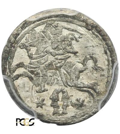 Dwudenar (2 Denars) 1620, Vilnius mint - PCGS MS 64