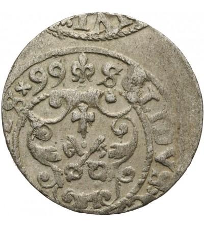 Szeląg 1599, Ryga