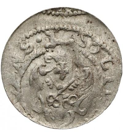 Szeląg 1609 Ryga