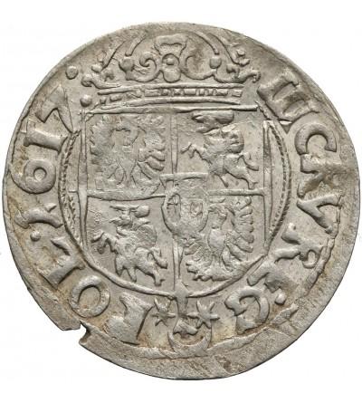 Trzykrucierzówka 1617 Kraków