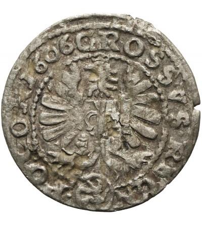 Grosz 1606 Kraków