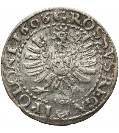 Grosz 1606/5 Kraków