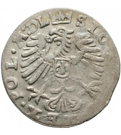 Poland / Lithuania. Sigismund III Vasa. Grosz 1608, Vilnius mint