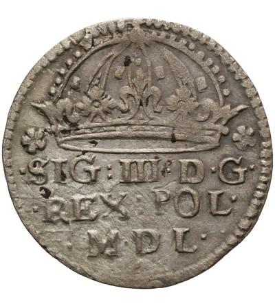 Grosz 1609, Kraków
