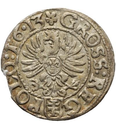 Grosz 1613, Kraków