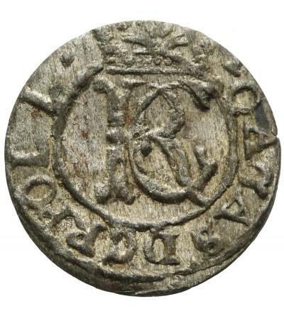 Szeląg 1652, Wilno