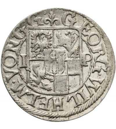Prusy grosz (1/24 talara) 1624 IP, Cöln