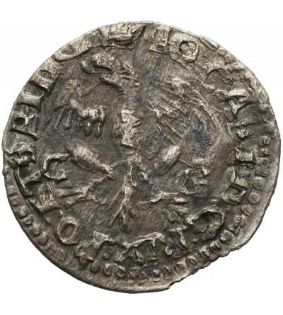 Dwugrosz (2 grosze) 1650 CG, Bydgoszcz mint