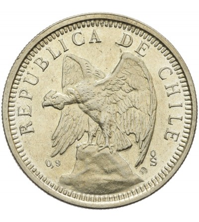 Chile 5 pesos 1927