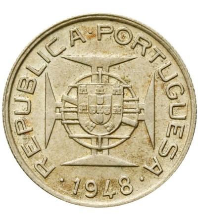 Timor 50 avos 1948