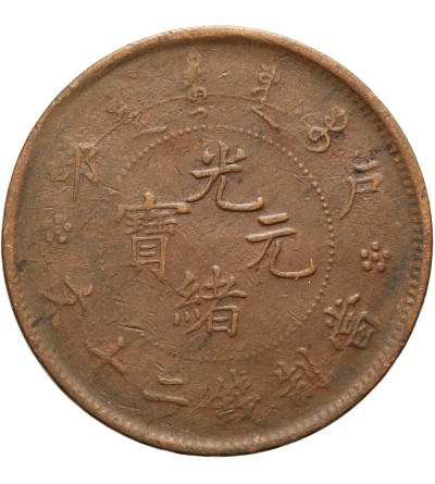 Chiny Chingkiang 20 cash bez daty (1903)