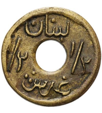 Liban 1/2 piastra 1941