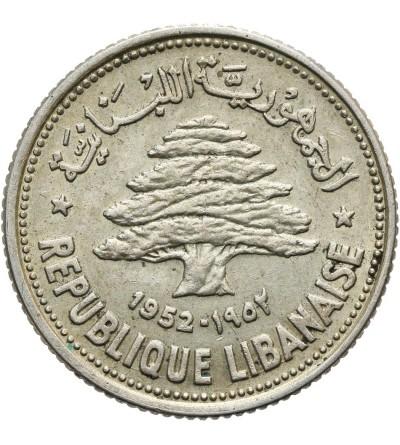 Liban 50 piastrów 1950