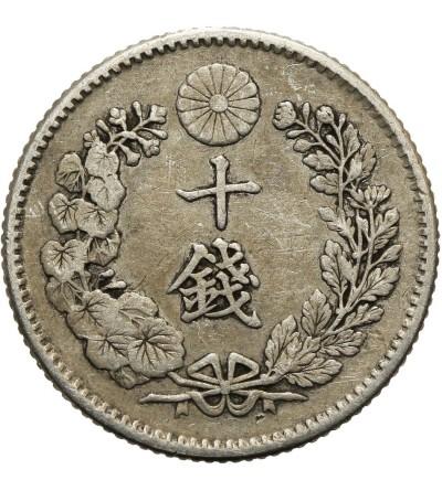 Japan 10 Sen Year 25 / 1892 AD