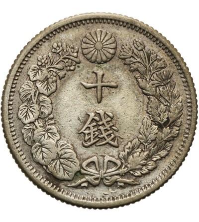 Japonia 10 Sen rok 42 / 1909 AD