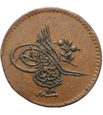 Turcja 1 para AH 1255/18 / 1856 AD