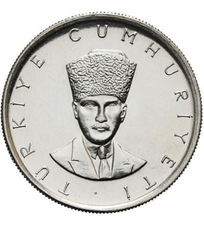 Turcja 25 lira 1970